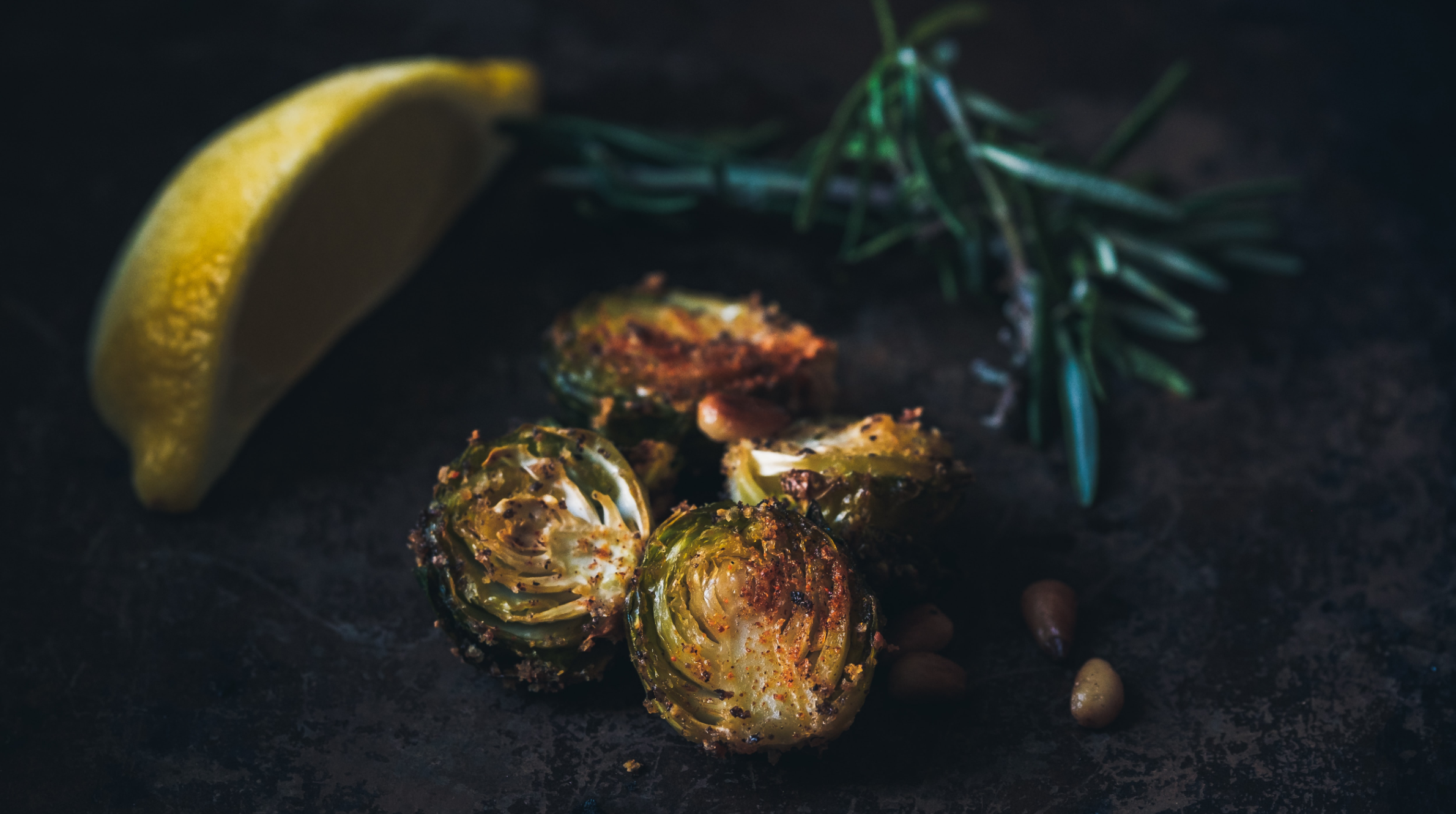 Infused Buffalo Brussels Sprouts Hero Asset