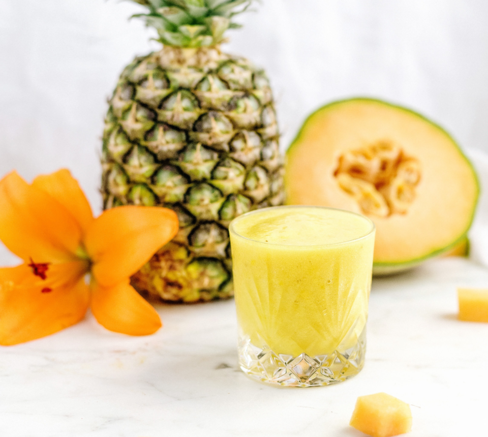 Tropical Breeze + Tropical Smoothie Image
